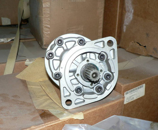 Cummins Hydraulic Pump