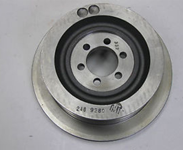 Cummins Pulley